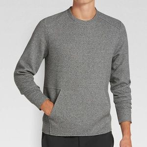 Kenneth Cole Awearness  Awear-Tech Gray Pullover 50a4e5b17